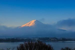 monte fuji, kawaguchiko, giappone