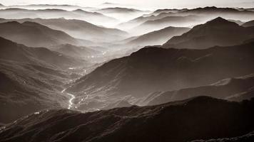 parco nazionale di sequoia foto