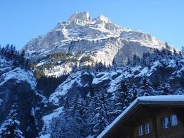 Alpi svizzere foto