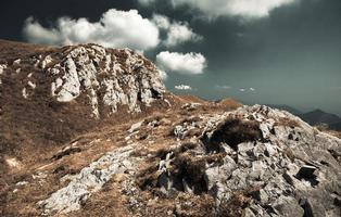 hill - chleb - slovacchia foto