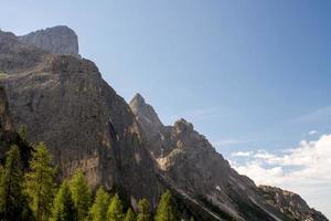 montagne delle dolomiti