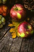 frutta autunnale foto