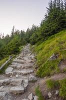 gradini in pietra foto
