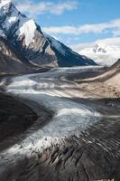 il ghiacciaio Drang-Drung o il Ghiacciaio Durung Drung foto
