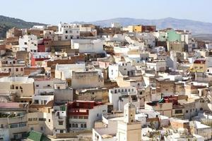 moulay idriss, marocco foto