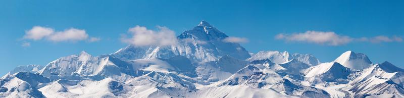 Monte Everest foto