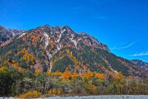 paesaggio visto dalle vicinanze di yokoo foto