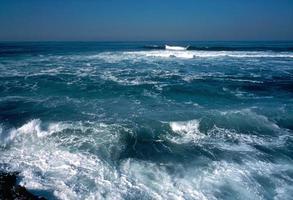 l'oceano Pacifico foto