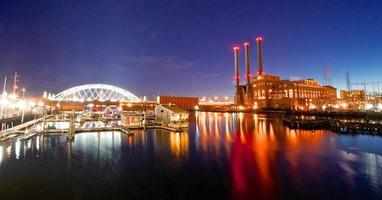 notte di acqua ponte provvidenza