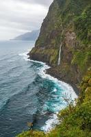 costa nord selvaggia di madeira - ponta do poiso foto