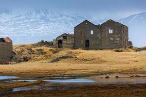 casa abbandonata in islanda