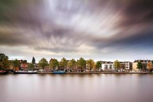amstel cloudscape foto