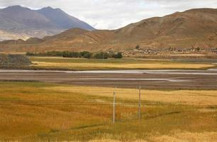 villaggio tibetano