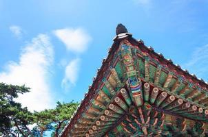 tempio bulguksa foto
