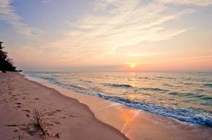 cha-am beach foto