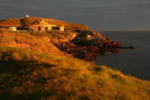 Newquay Headland sunrise