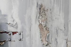 vecchio muro di cemento