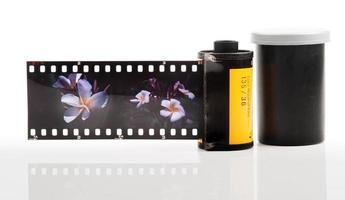 Rotoli di pellicola da 35 mm foto