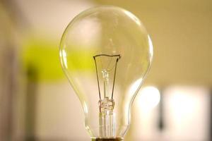 lampadina foto