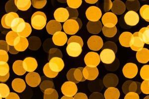 sfondi di luci natalizie bokeh