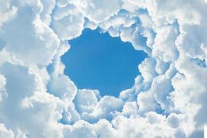 il cielo potrebbe. foto