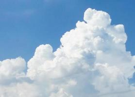nuvole di cielo foto
