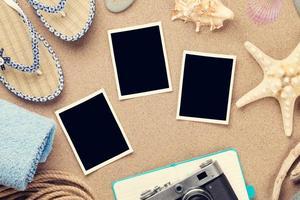 cornici e oggetti per foto di viaggi e vacanze