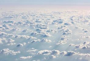 cielo con nuvole foto