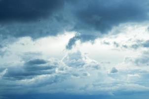 cielo e nuvole foto
