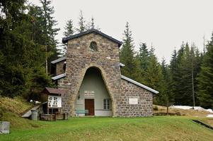 santuario di santa barbara foto