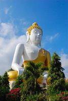 grande statua del buddha