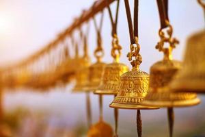 campane nepalesi foto