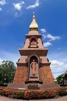 tempio tailandese foto