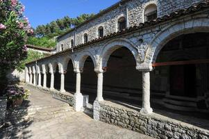 la chiesa di st. spiridione presso berat