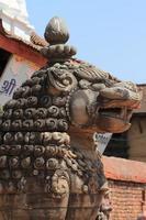 Tempelstadt Bhaktapur a Kathmandu in Nepal