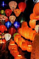 lanterne di hoi an foto