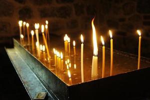 auguro candele foto