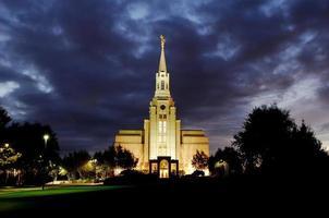 boston massachusetts tempio della chiesa mormone