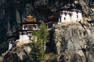 monastero di taktsang - bhutan foto