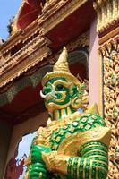 yaksha statua