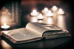la Bibbia foto