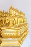 statua di Buddha in Tailandia foto