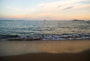 spiaggia e mare foto