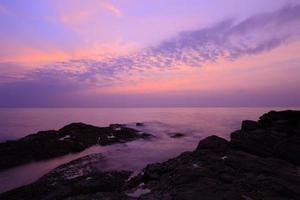 spiaggia di khao laem ya foto