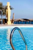 piscina frammento con corrimano foto