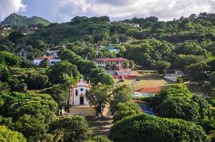 vila dos remedios, fernando de noronha, pernambuco (brasile)