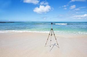 spiaggia hawaii, fotografia foto