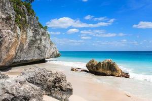 tulum: caraibi foto