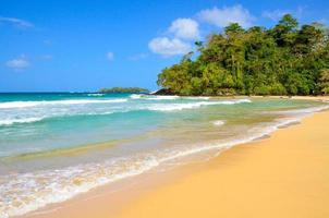 paradiso tropicale isola - bocas del toro - isola del colon foto