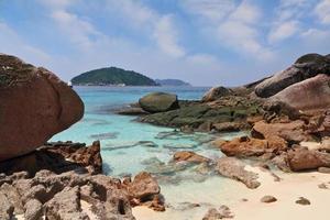 la spiaggia più bella foto